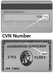 CVN Number