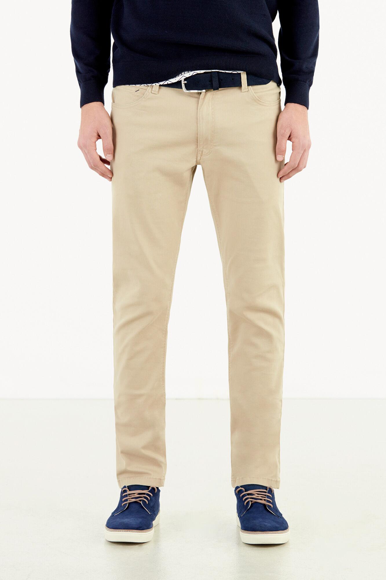 Springfield Chino Vestir de Estructura, Pantalones para Hombre